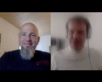 J. Emil Sennewald im Gespräch mitTom McCarthy, Screenshot, 2020