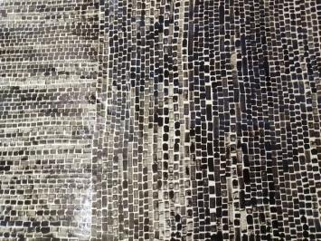Sarah Bovet, ‹Ohne Titel (Werkreihe in Arbeit)›, 2019, Acrylfarbe auf Leinwände und Keilrahmen, Dimensionen variabel.Foto: Die Künstlerin