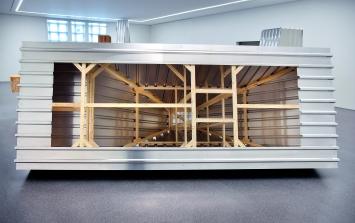 Kröger 2, 2019, Ausstellungsansicht Bündner Kunstmuseum Chur