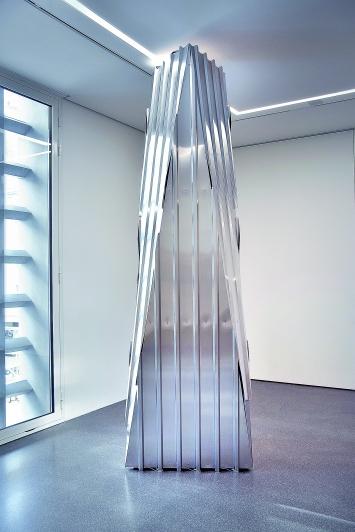 Kröger 3, 2019, Ausstellungsansicht Bündner Kunstmuseum Chur