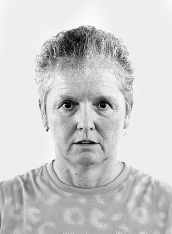 Portrait Miriam Cahn