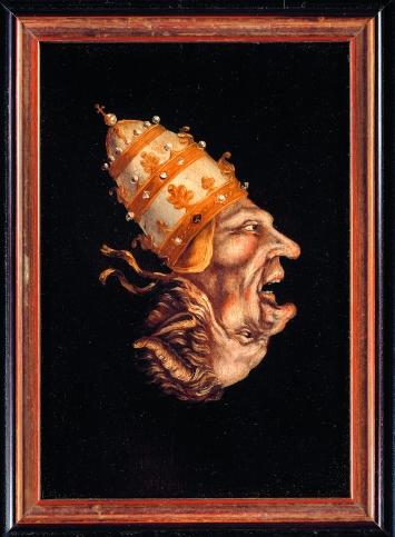 Anonym, Pope-Devil, ca. 1600, Museum Catharijneconvent, Utrecht