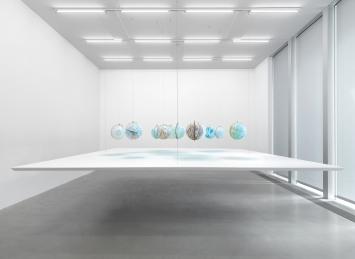 We Are All Astronauts, 2013, Ausstellungsansicht ‹Towards No Earthly Pole›, 2020, Aargauer Kunsthaus, Aarau ©ProLitteris.Foto: Jens Ziehe