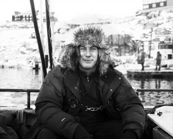 Julian Charrière.Foto: Johannes Förster