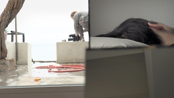 twenty four, 2018, video still/vidéo 24 h, courtesy Galerie Maria Bernheim.Photo: Manuel Burgener