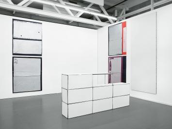 Zzz…, 2018, vue d'installation, ECAL.Photo: Calypso Mahieu