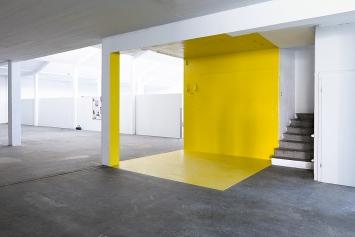 Victor Schwab · Pièce jaune, 2021, Bachelor-Arbeit, Courtesy EDHEA