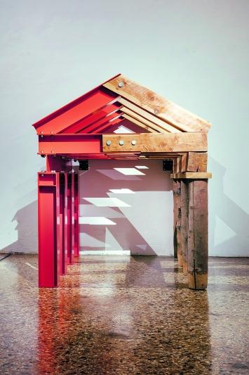 Machines à penser, 2018, Immagine della mostra, Courtesy Fondazione Prada, Venezia.Foto: Mattia Balsamini