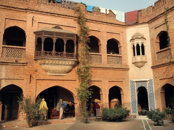 HarSukh Cultural Centre, Lahore.Foto: Dagmar Reichert