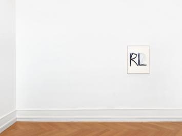 Renée Levi, 2018, Monotypie, 65x50cm, Palais de l'Athénée, Genf.Foto: Annik Wetter