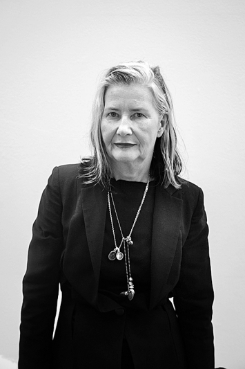 Marlene McCarty.Foto: Patricia Grabowicz