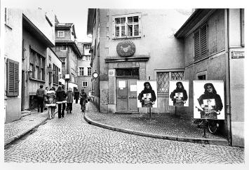 Saus und Braus, Städtische Kunstkammer, Zürich, 1980
