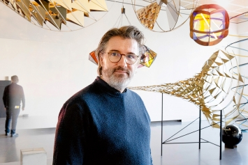 Olafur Eliasson, 2020.Foto: Franca Candrian