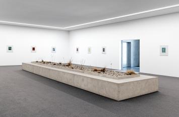 Hart, aber fair, 2021, Ausstellungsansicht Bündner Kunstmuseum Chur