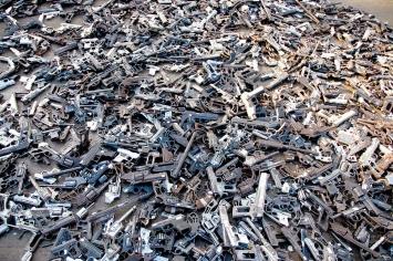 Palas por Pistolas [Guns into Shovels], 2007