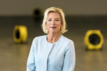 Hedy Graber, Leiterin Direktion Kultur und Soziales, Migros-Genossenschafts-Bund, Zürich