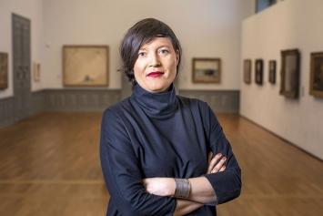 Nina Zimmer, Direktorin Kunstmuseum und Zentrum Paul Klee, Bern