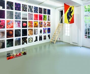 Sole Summary, Centre culturel suisse, Paris 2018.Foto: Margot Montigny / CCS