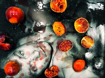 Self-reflections, Melancholy and Blood Oranges No. 67, London 2018 © Juergen Teller