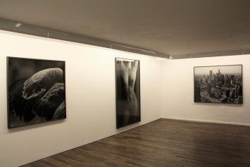 Ausstellungsansicht,Balthasar Burkhard, 1. - 23. Dezember 2017