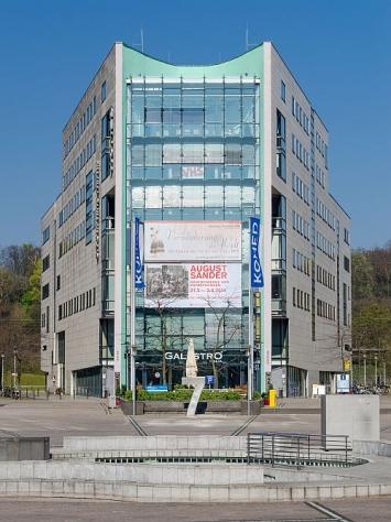 Köln, Im Mediapark 7, Sitz der Photographischen Sammlung/SK Stiftung Kultur. Foto: Niklas Rausch