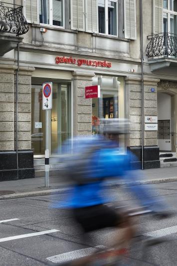 Galerie Gmurzynska Talstrasse,Foto: Yves Roth