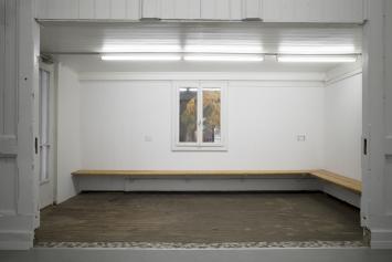 The Waiting List, 2020, Ausstellungsansichten Grand Palais, Bern.Foto: Nico Müller