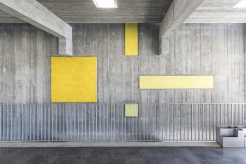 Jürg Grünig, Ohne Titel, Kunst im öffentlichen Raum der Stadt St. Gallen, Fotografie: Anna-Tina Eberhard, St.Gallen