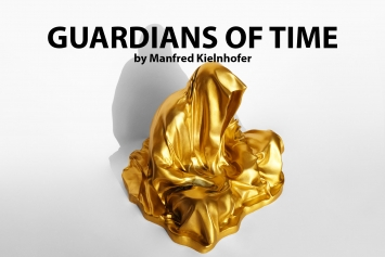 GUARDIANS OF TIME by Manfred Kielnhofer - 40 cm
