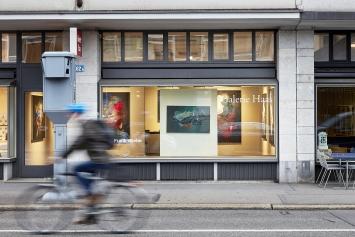 Galerie Haas AG, Foto: Yves Roth