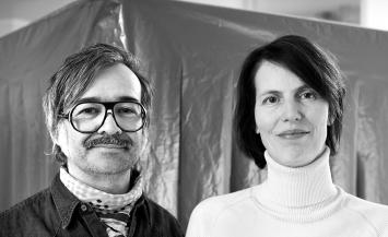 Portrait Marianne Halter und Mario Marchisella