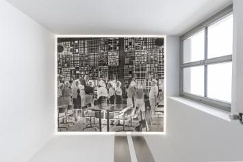 Alex Hanimann, Schulstunde, Kunst im öffentlichen Raum der Stadt St. Gallen, Fotografie: Anna-Tina Eberhard, St.Gallen