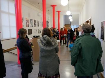 Willkommen: Zürich-Asmara-Bagdad-Colombo und ‹Kunstankäufe der Stadt Zürich›,Helmhaus,Kunst: Szene Zürich 2018.Foto:Gianni Zuaboni