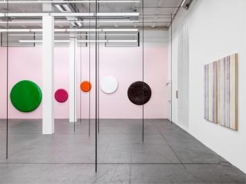 Ausstellungsansicht Museum Haus Konstruktiv, 2019. Foto: Stefan Altenburger