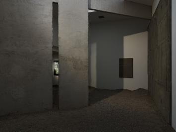 Installationsansicht Museum Haus Konstruktiv, 2019. Foto: Stefan Altenburger. © 2019, ProLitteris, Zürich