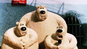 "Nick Park · Creatures Comforts, 1989, 5'17"""