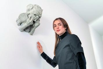 Marie Matusz · Caravan, Ausstellungsansicht