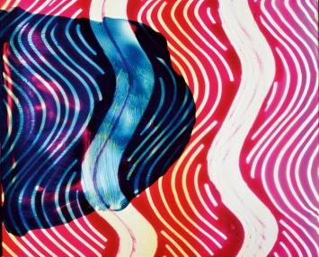 Len Lye · A Colour Box, 1935, Tonfilm, 4', 35 mm, Farbe (Dufaycolor), Filmstill