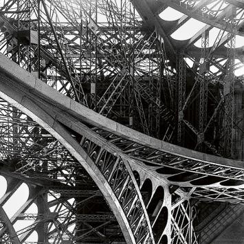 Roger Humbert · Eiffelturm, 1957