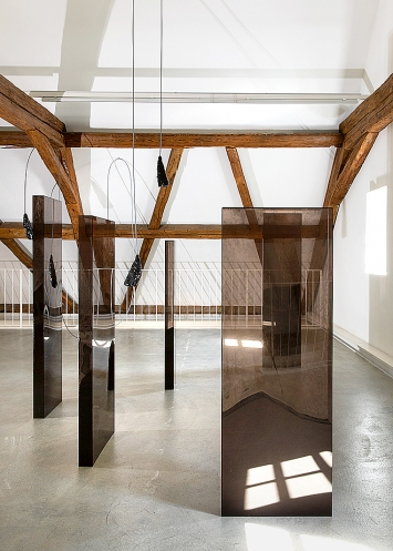 Marie Matusz · Sediments of Modernity, 2020
