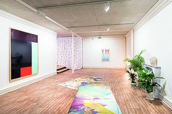 Louise Bourgeois, Clare Kenny und Imi Knoebel, Kunst Raum Riehen, 2019 ©ProLitteris