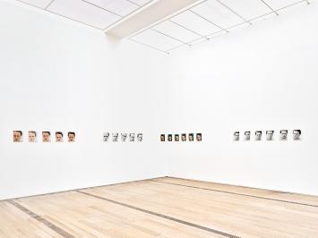 Roni Horn · You are the Weather, Ausstellungsansicht Fondation Beyeler, Riehen/Basel, 2020.Fotos: Mark Niedermann