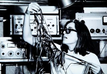 Beatrize Ferreyra · 1967.Foto: Bernard Perrine