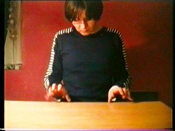 Zilla Leutenegger · Für Elise, 1995, Video