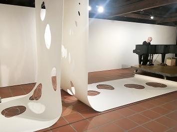 Ursula Rutishauser, Ausstellungsansicht 2021