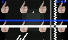 Sarah Rothberg und Yotam Mann · Jazz.Computer, 2015, Netzkunstwerk, Screenshot
