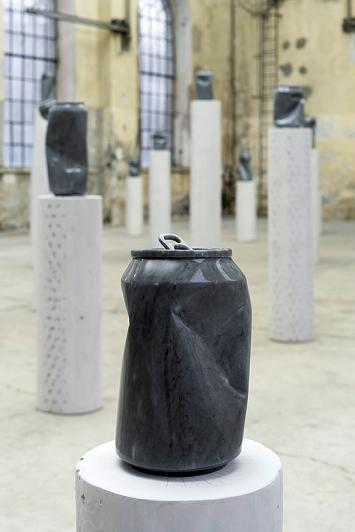 Claudia Comte · The Sea of Darkness, 2020, Detailansicht Kunstraum Dornbirn.Foto: Gunnar Meier