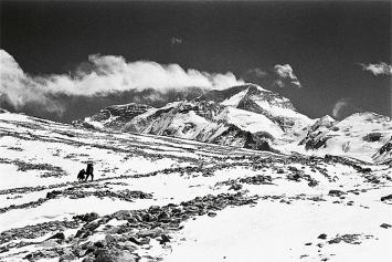 Manuel Bauer · Flucht aus Tibet, 1989