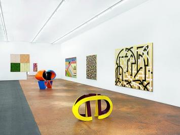 ‹Pattern, Decoration & Crime›, Ausstellungsansicht Mamco Genève.Fotos: Annik Wetter