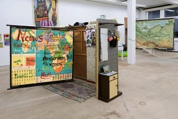 Pablo Walser · Ausstellungsansicht Kunstraum Kreuzlingen.Foto: Richard Tisserand